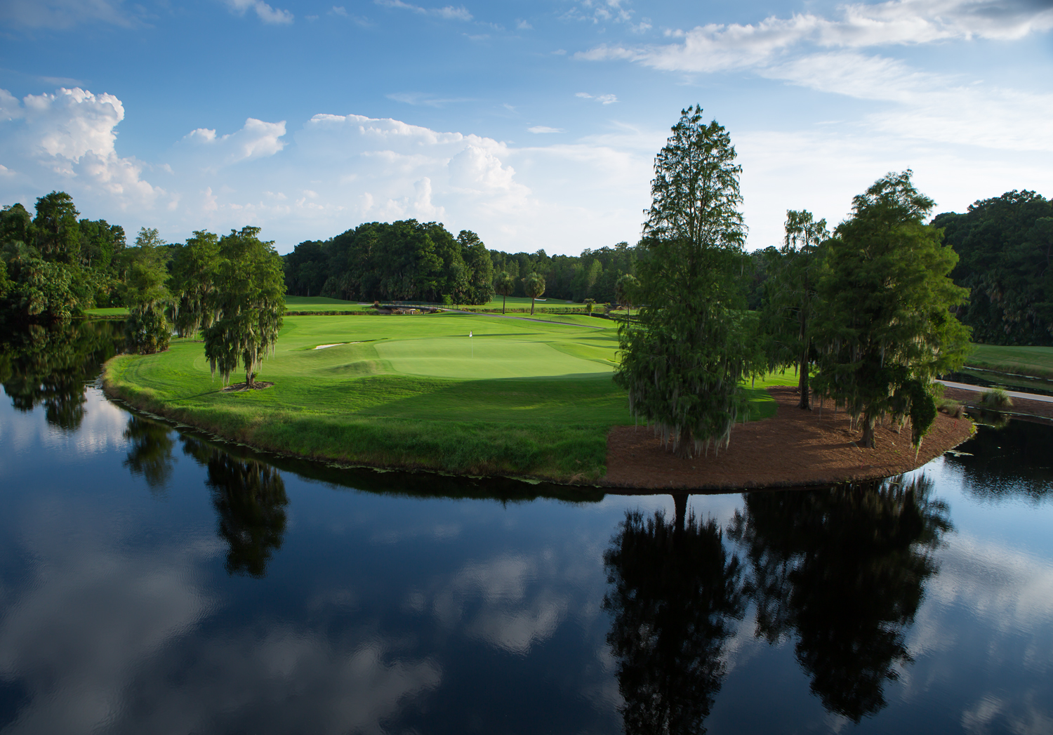 Disney Golf Courses in Orlando Florida