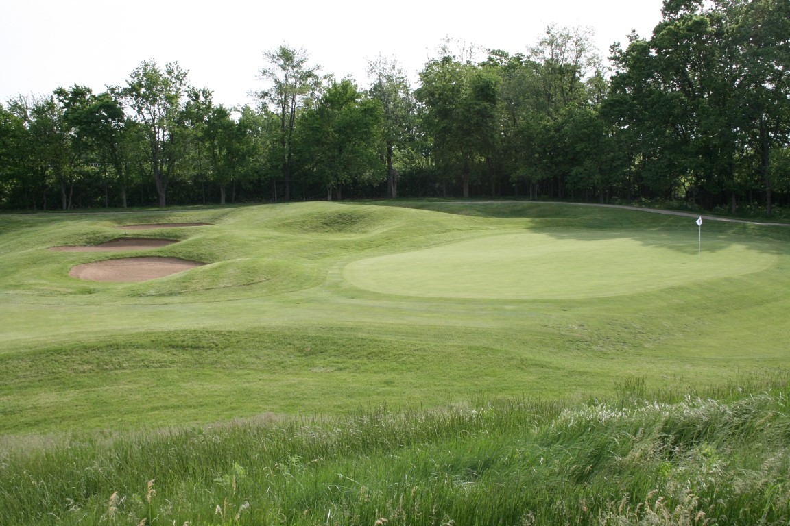 Kearney Hill Golf Links in Lexington