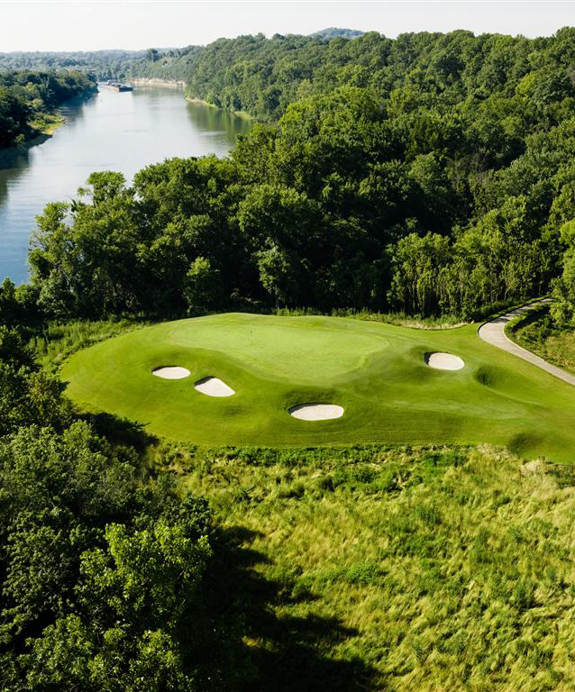 Gaylord Golf Course in Nashville, Tennessee