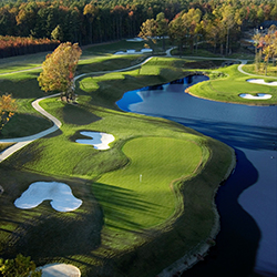 Williamsburg National Golf Course In Virginia