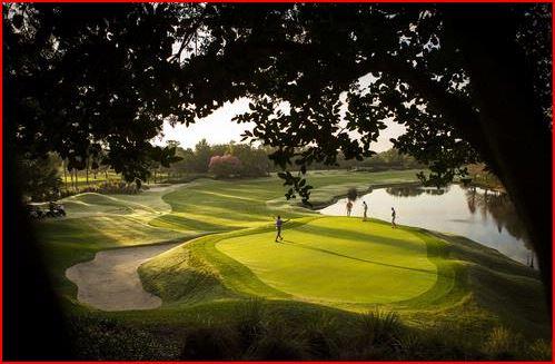 Grand Cypress Golf