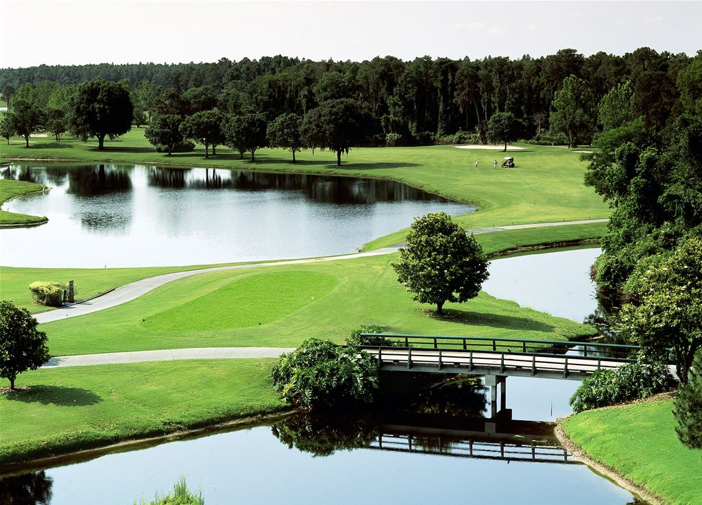 Orange Lake Resort Golf Resort
