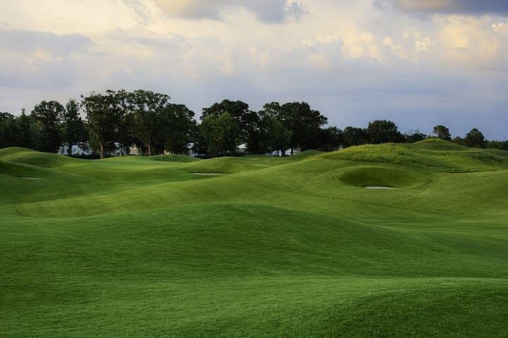 Capital Hill Golf Package
