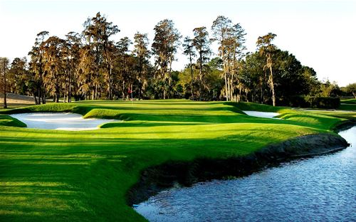Tampa Bay's Emerald Greens Golf Package