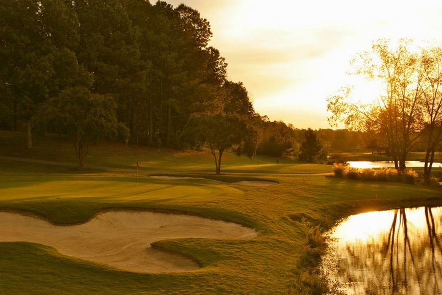 Ford's Colony Unlimited Golf Package