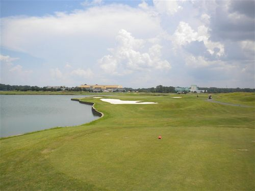 Tunica's Riverboat Gambler Golf Packages