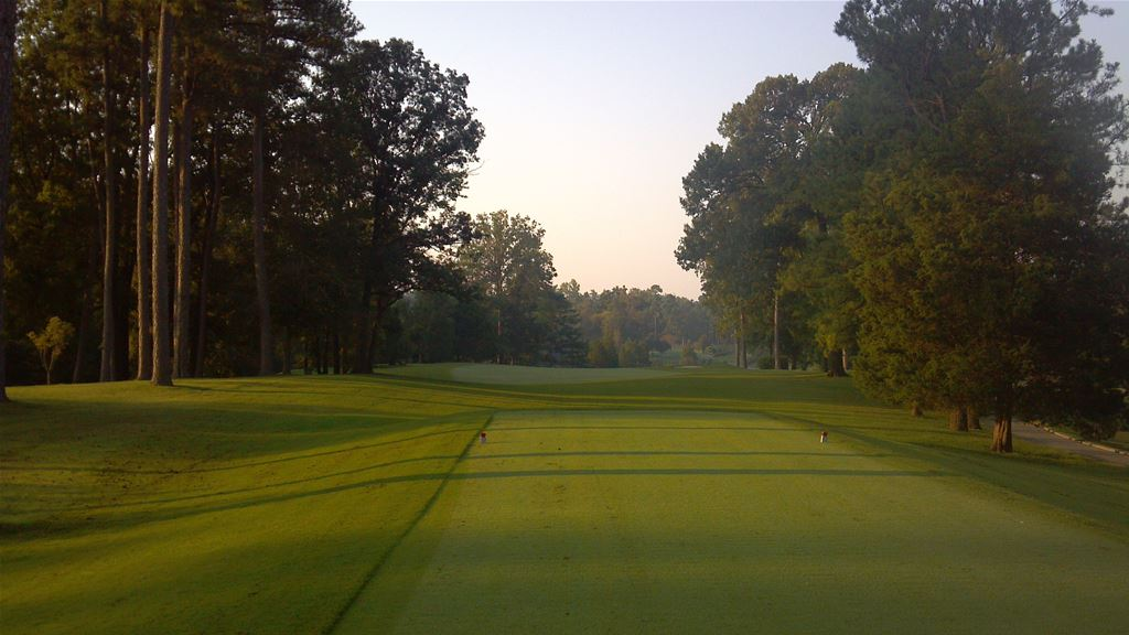 Jones Golf Trail with Gold Course