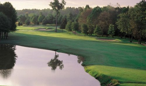 Richmond Golf Package
