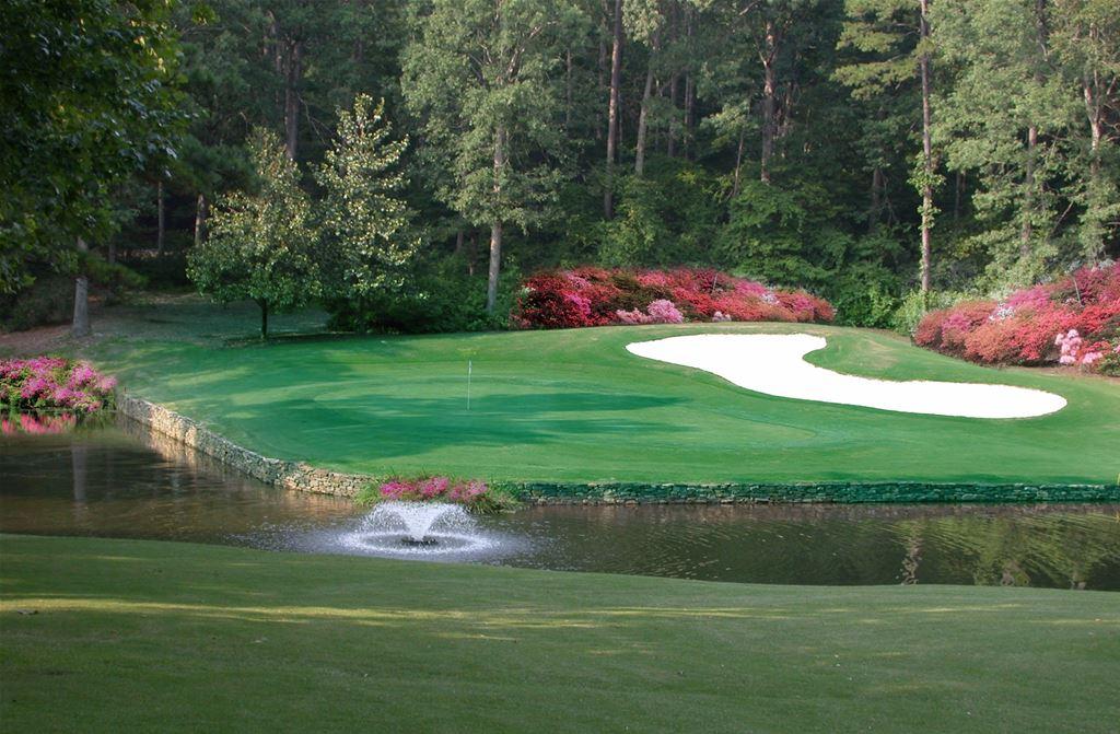 Carolina Trace Lake Course