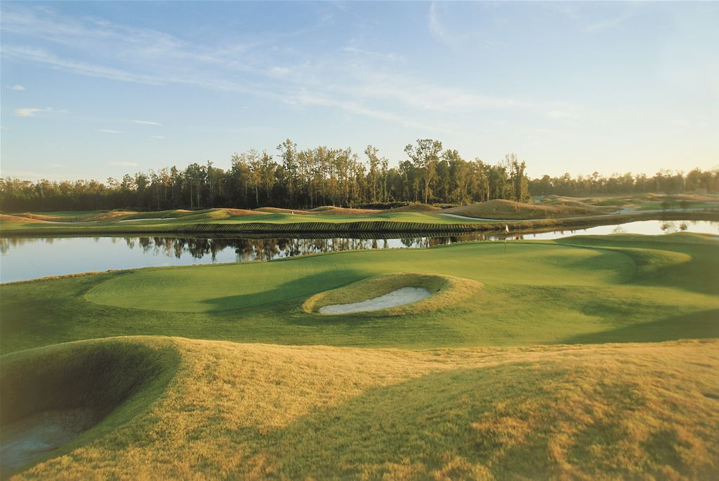 Barefoot Resort Dye Course