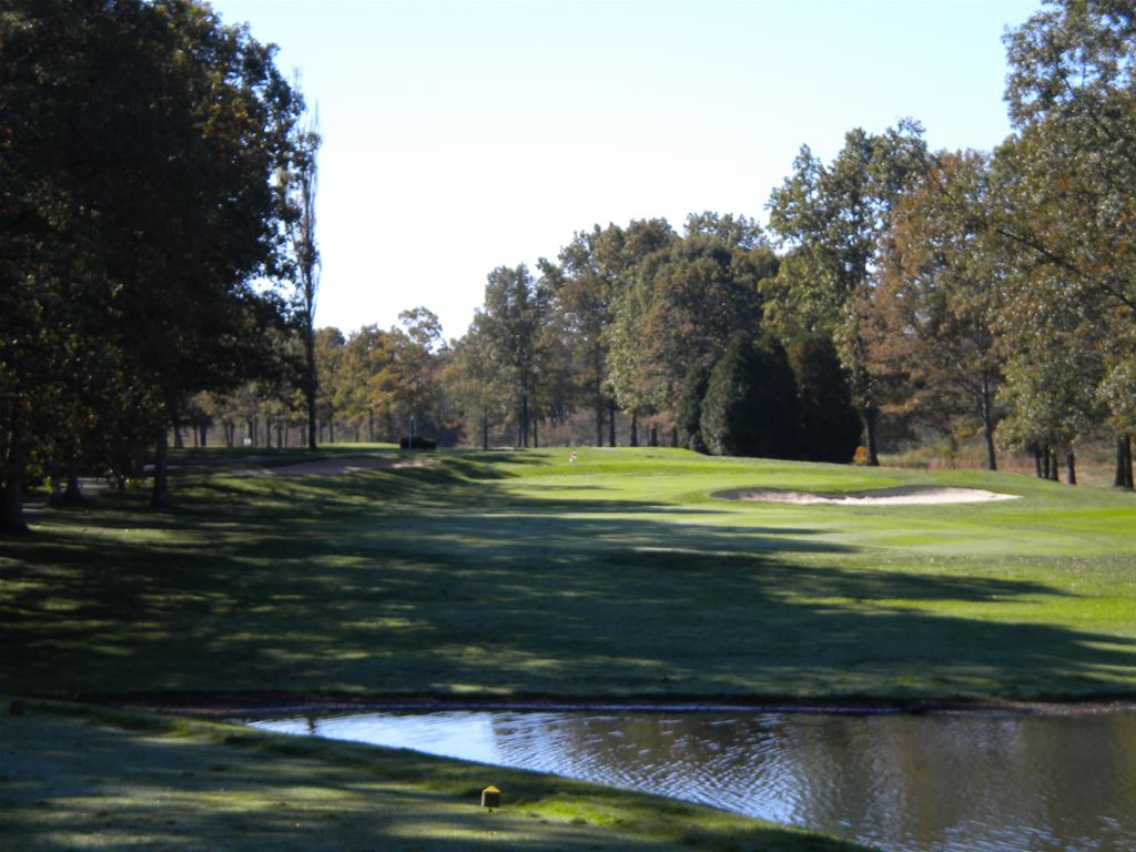Lake Tansi Golf Course in Crossville, Tennessee