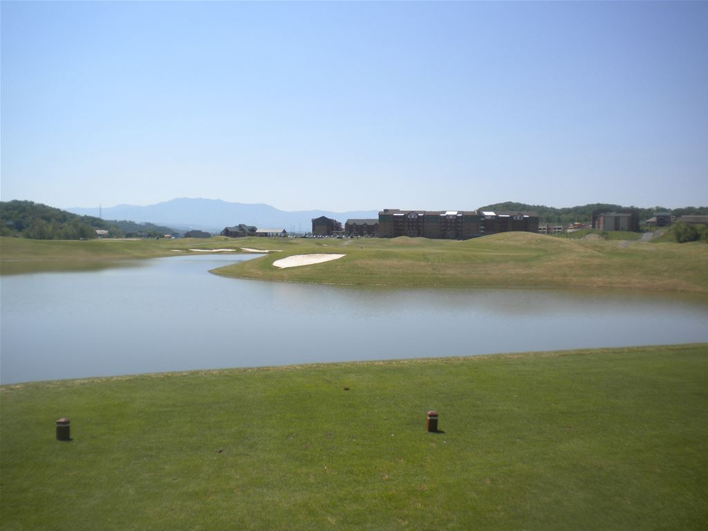 Sevierville Golf Club River Course