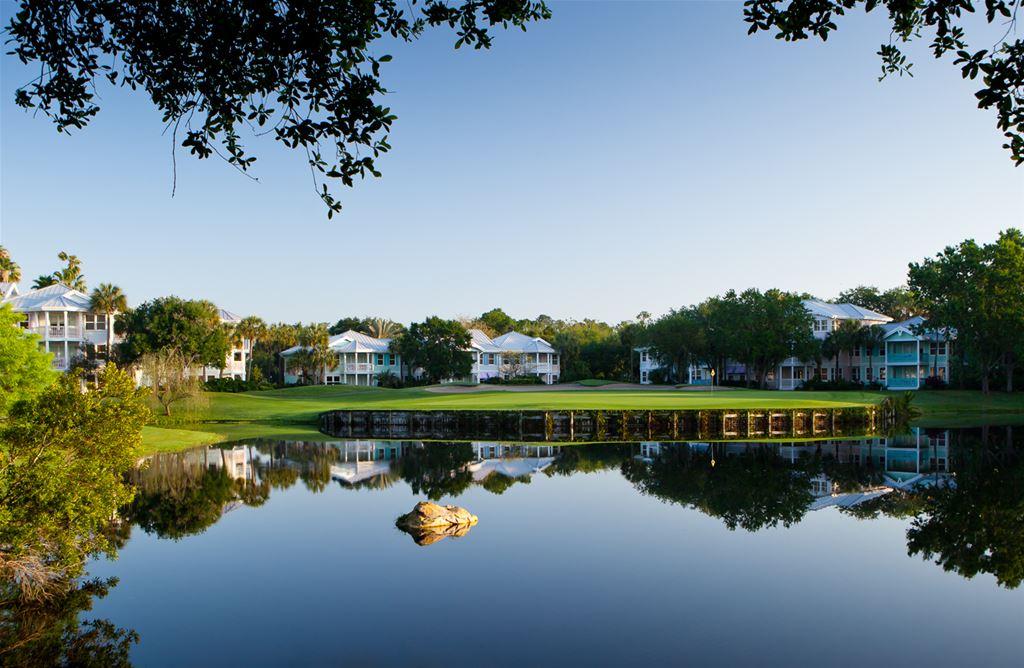 Disney Lake Buena Vista Course