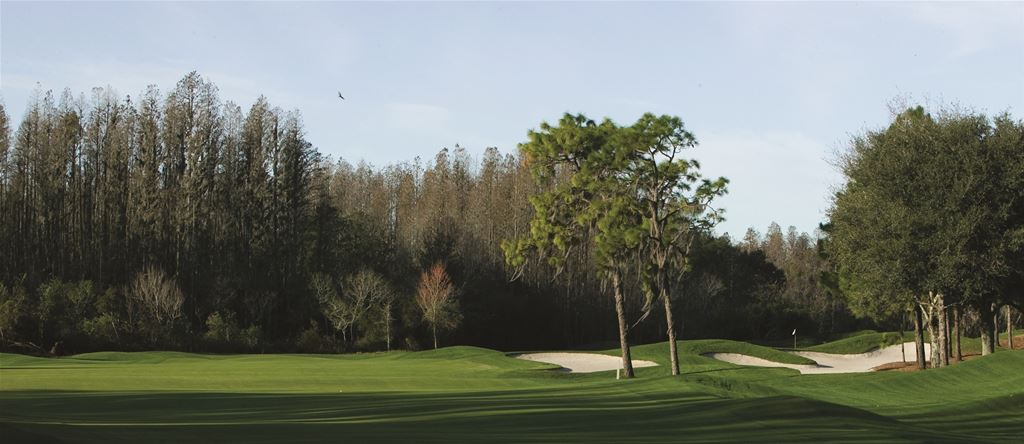 how to play innisbrook copperhead