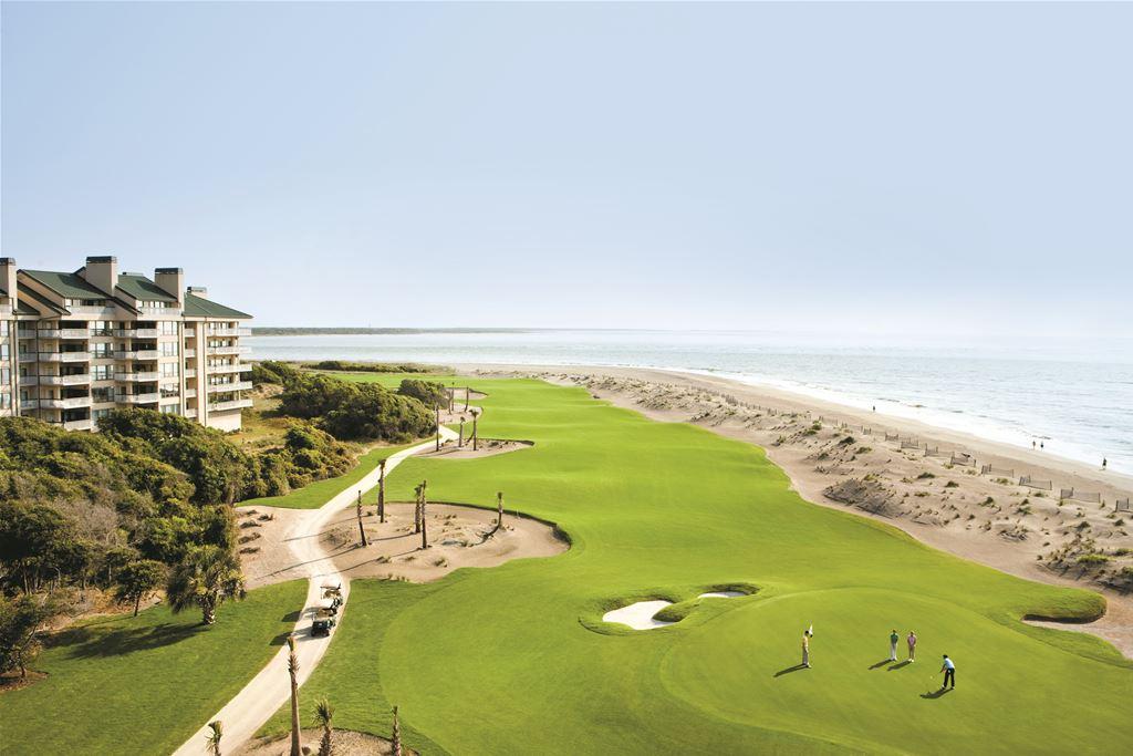 Charleston Golf Package