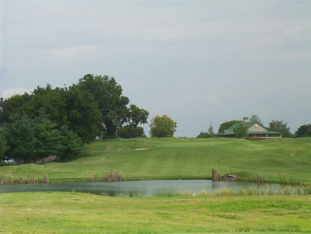 Millstone Golf Club Logo