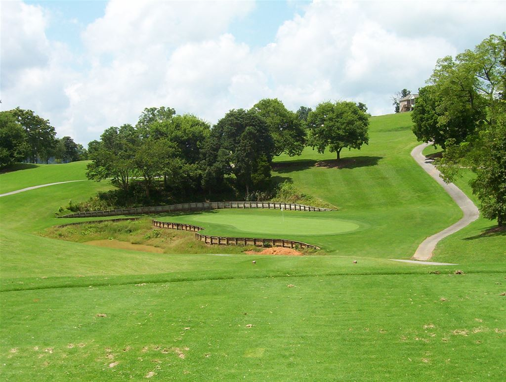 Patriot Hills Golf Club