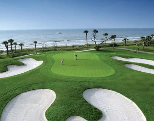Palmetto Dunes RTJ Oceanfront Course