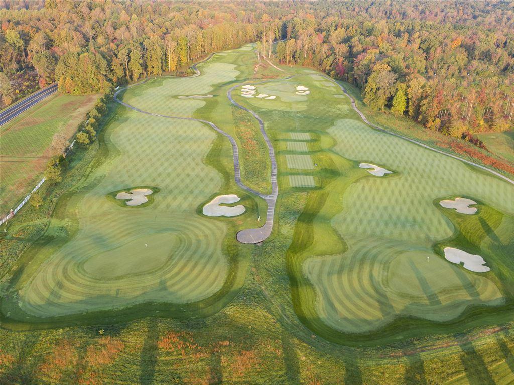 New Golf Course In Virginia Beach