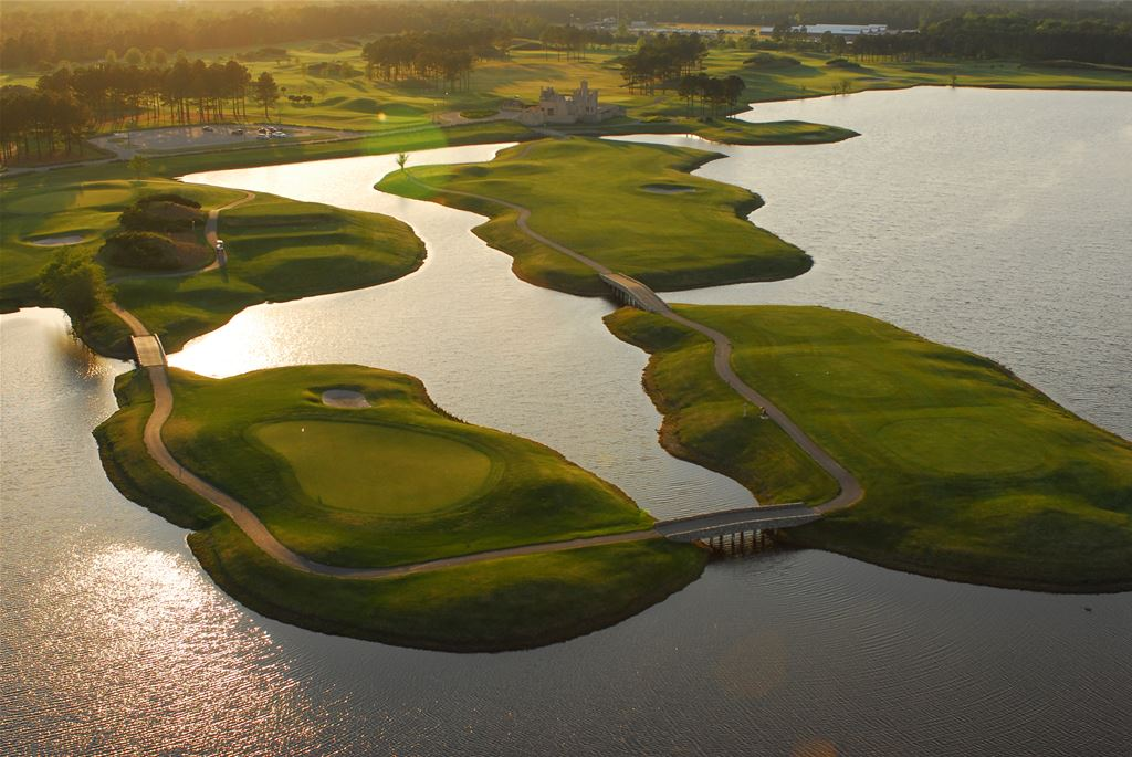 Myrtle Beach Mystical Golf Package