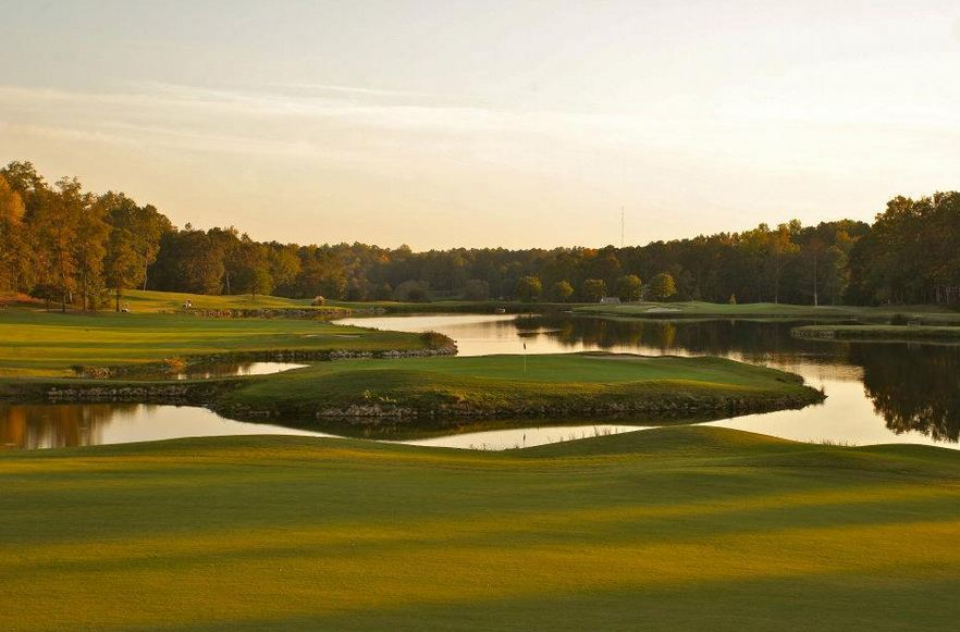 Ford's Colony Marsh Hawk | Williamsburg, Virginia Golf Courses & Clubs