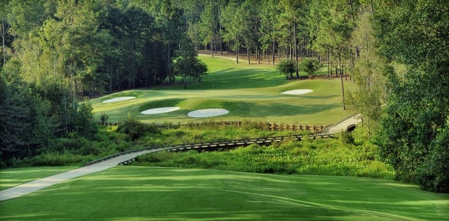 Magnolia Grove Crossing Course