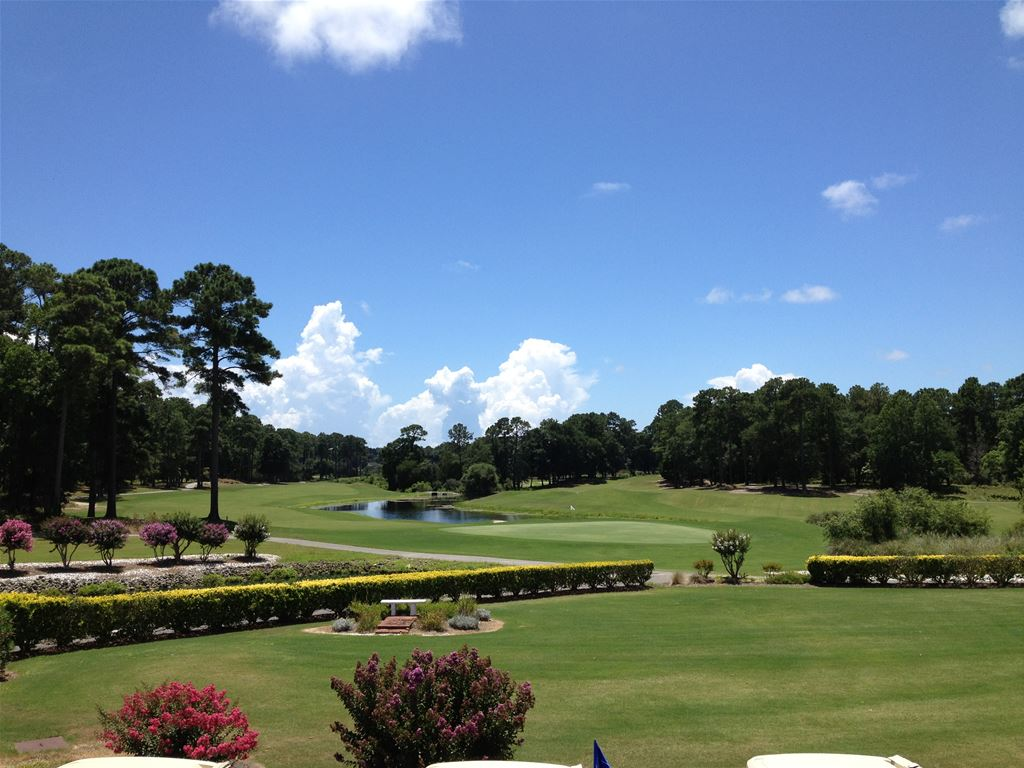 The Pearl West Course North Myrtle Beach Golf Packages