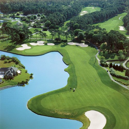 River Club in Pawleys Island, South Carolina