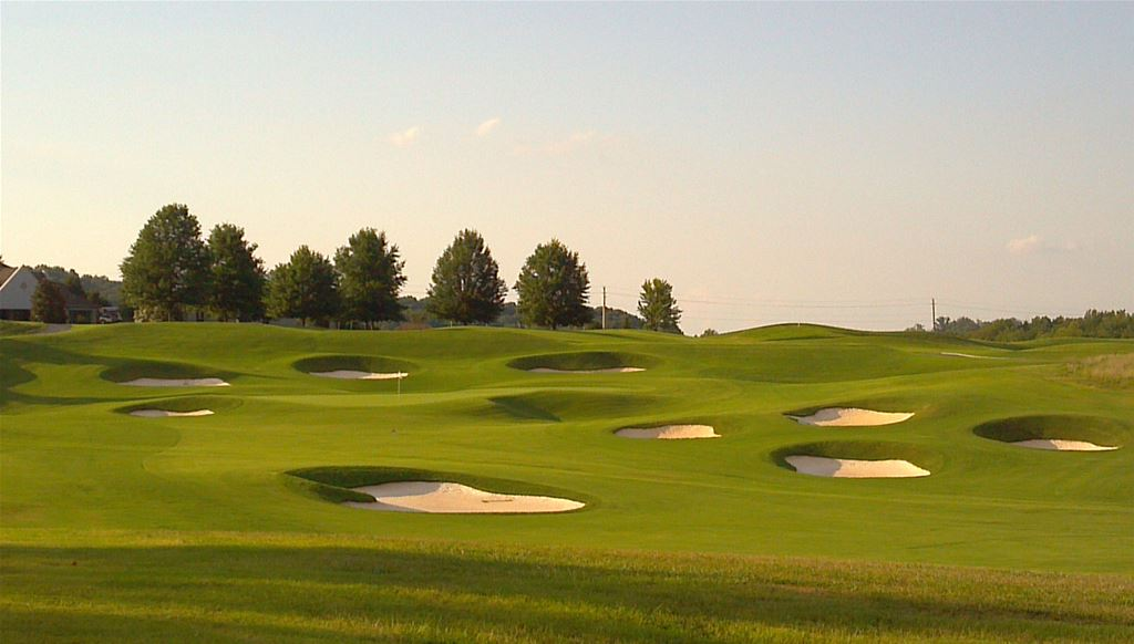 Kahite Golf Course in Vonore, Tennessee