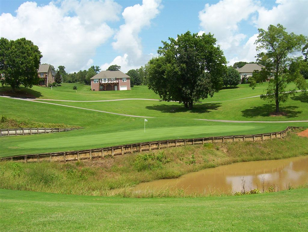 Patriot Hills Golf Club in tennessee