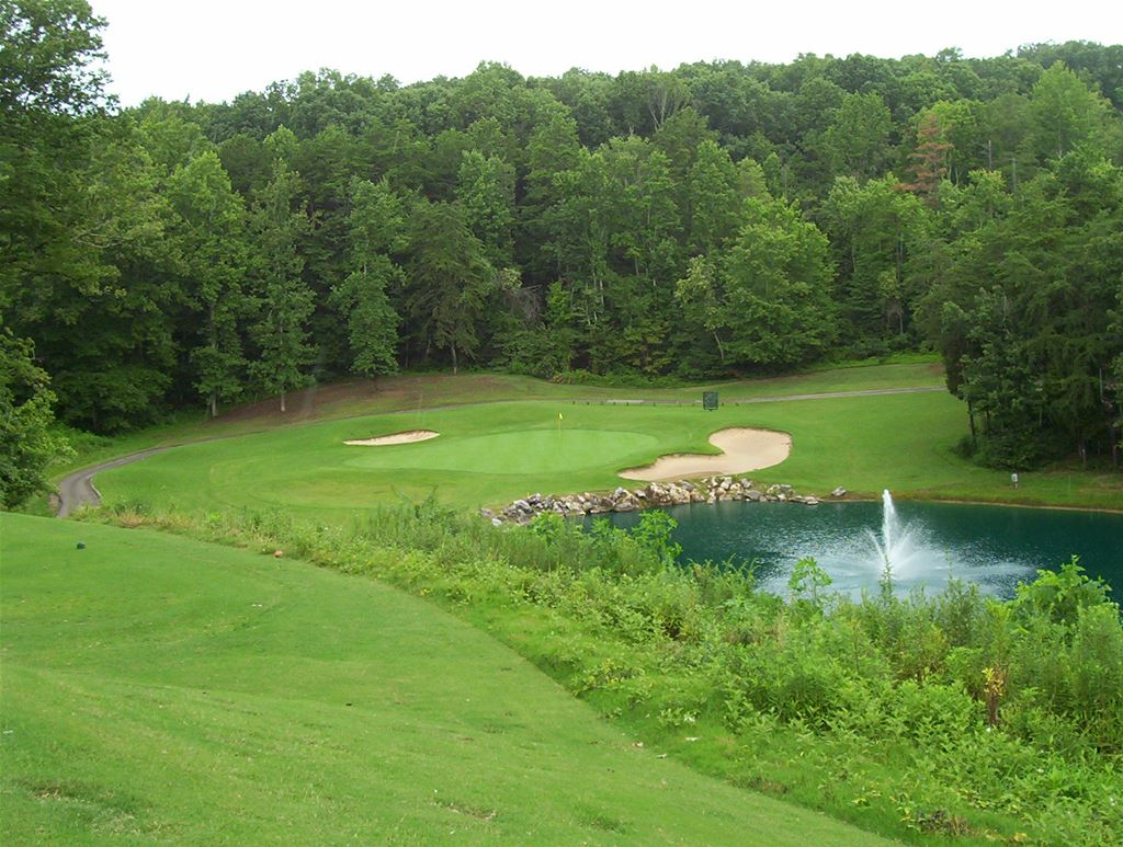 Three Ridges Golf Course in Knoxville, Tennessee