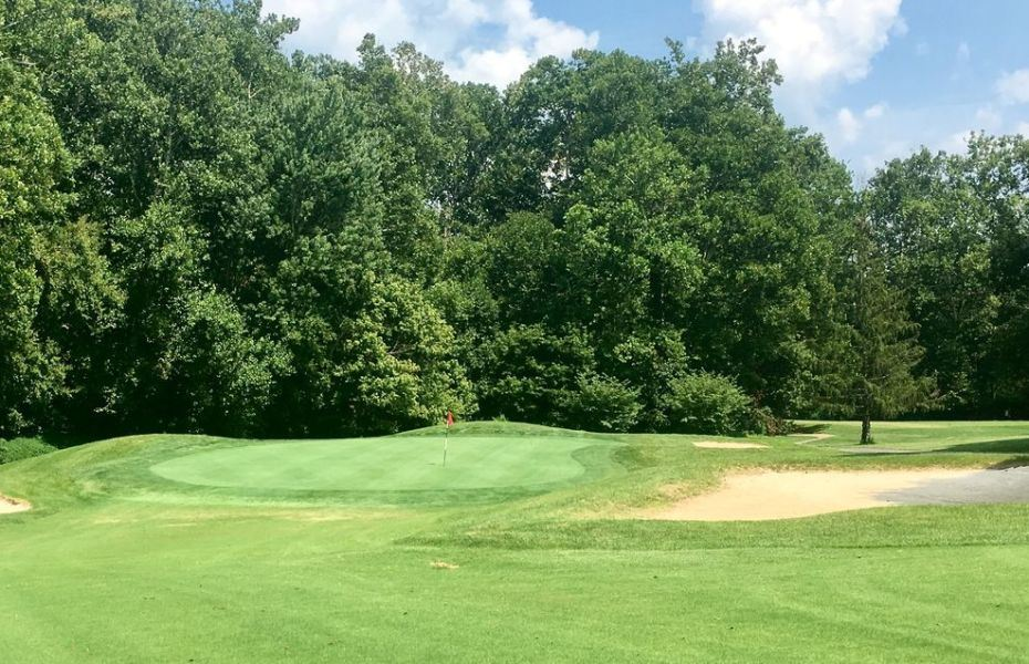 Shelbyville Country Club in Shelbyville, Kentucky