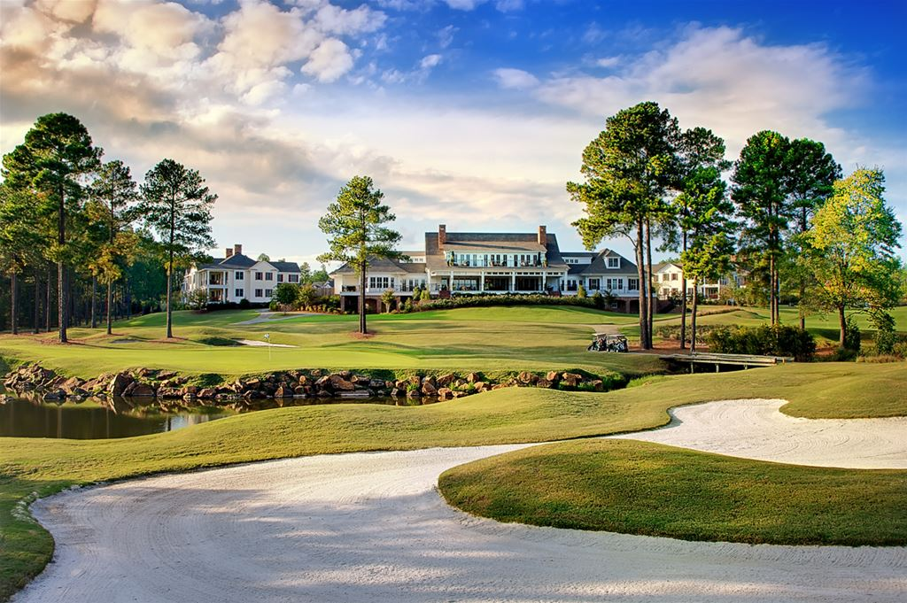 Mid South Golf Club in Southern Pines, North Carolina