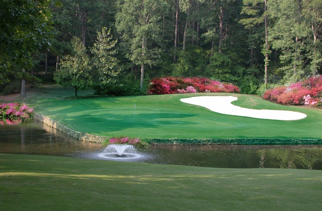 Carolina Trace Lake Course in Sanford, North Carolina