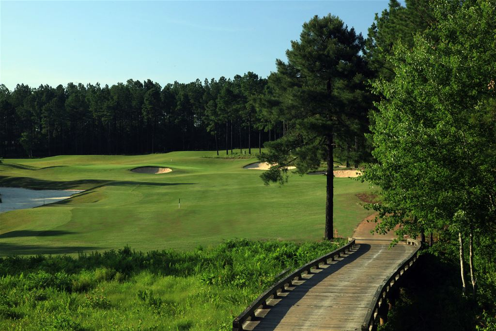 Anderson Creek Golf Course in Spring, North Carolina