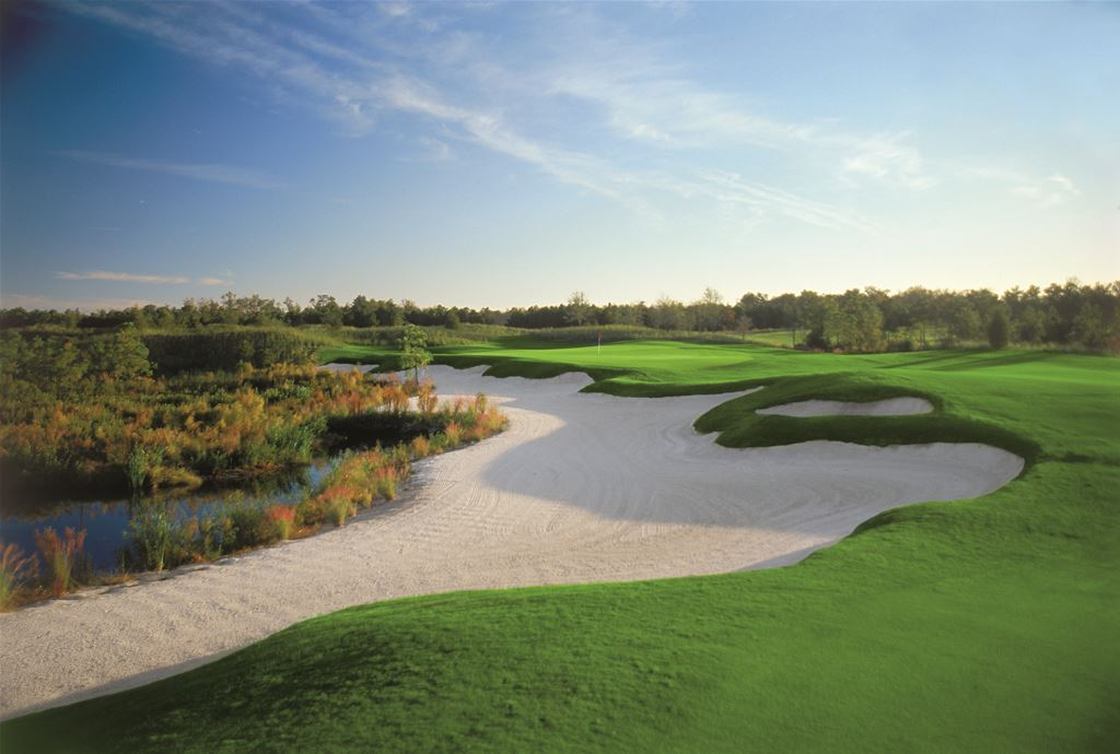 Barefoot Resort Fazio Course