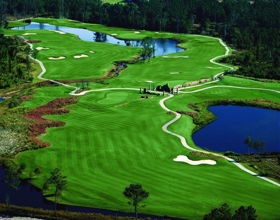 Barefoot Resort Love Course Image 4980 Bridge Road North Myrtle Beach South Carolina 29577