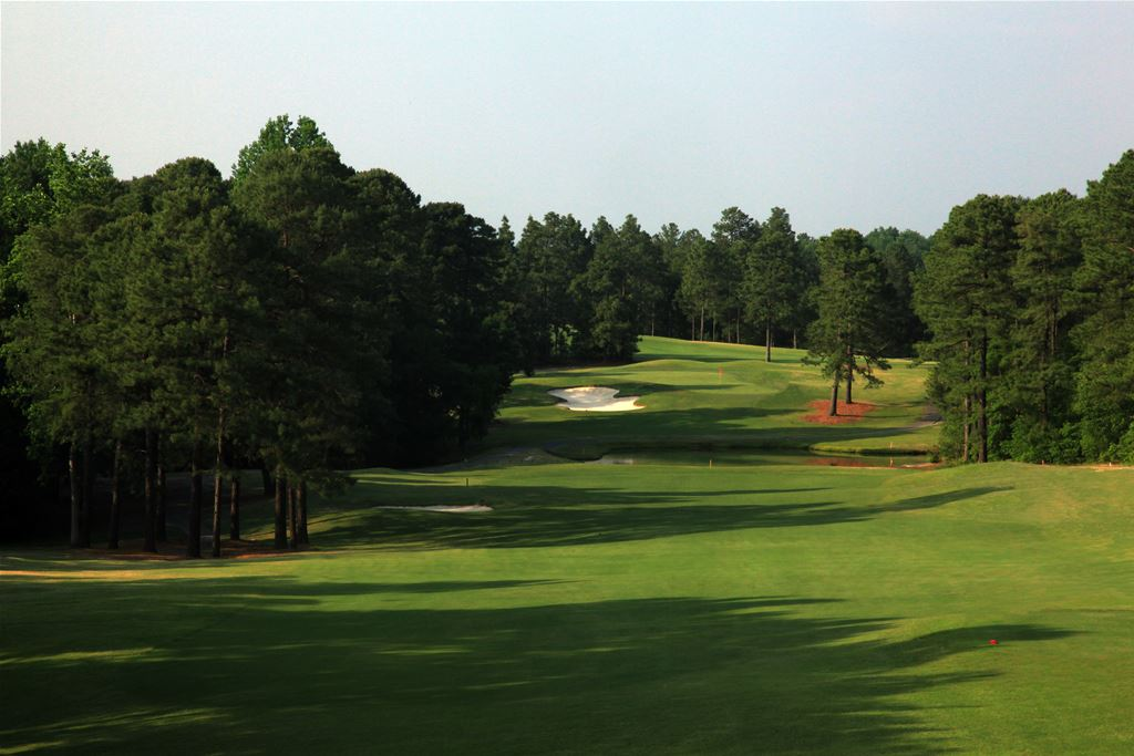 Beacon Ridge Golf and Country Club in West End, North Carolina