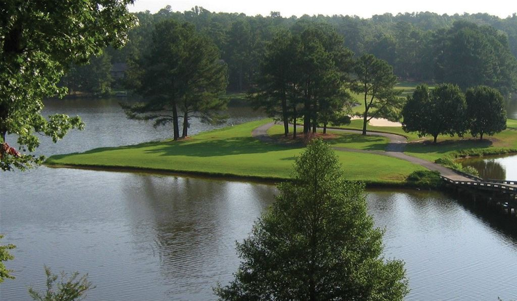 Carolina Trace Creek Course in Sanford, North Carolina