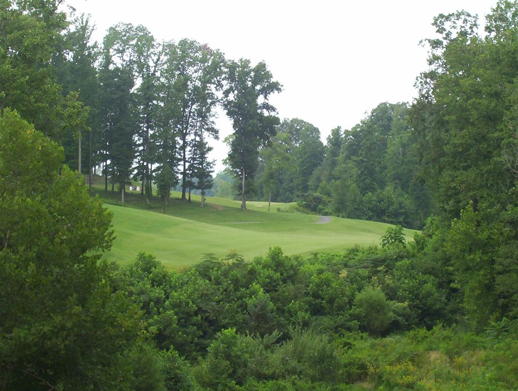 Centennial Golf Course in Oak Ridge, Tennessee