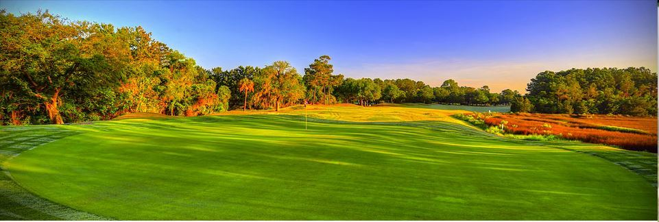 Charleston National Golf Club in Mt. Pleasant, South Carolina