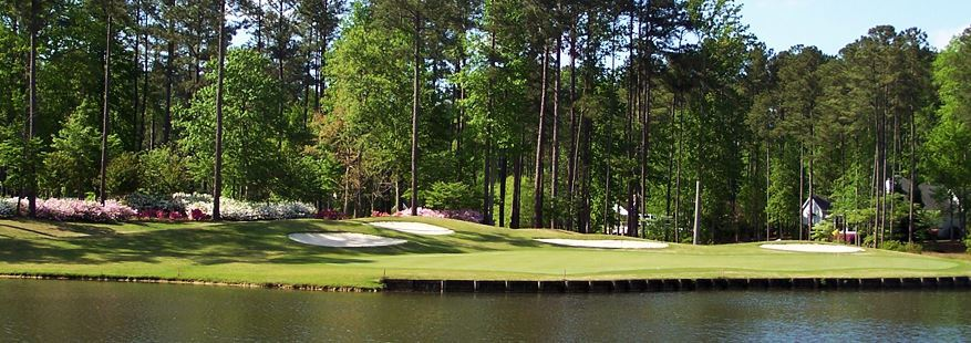 Cypress Landing Golf Course in Chocowinity, North Carolina