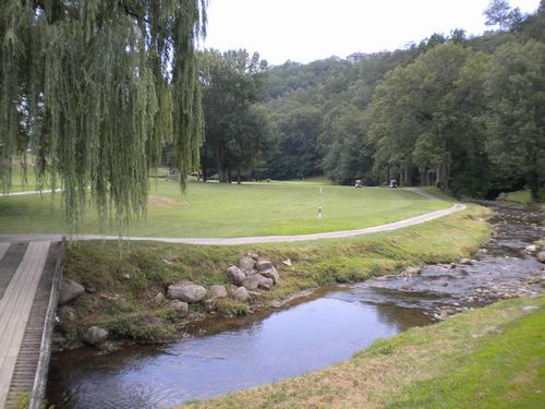 Bent Creek Golf Course in tennessee