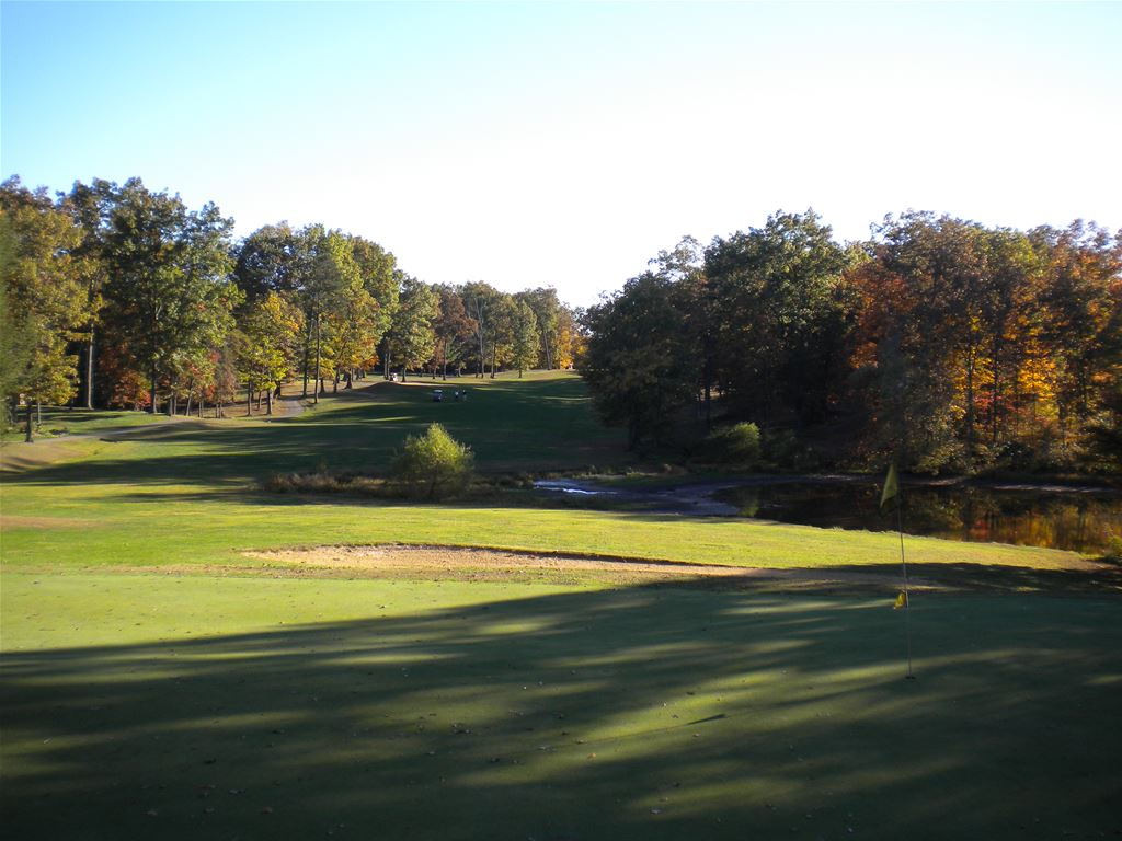 Lake Tansi Golf Course in tennessee