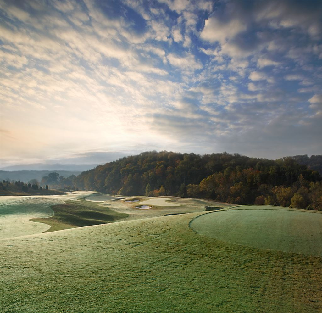 Sevierville Golf Club River Course in tennessee