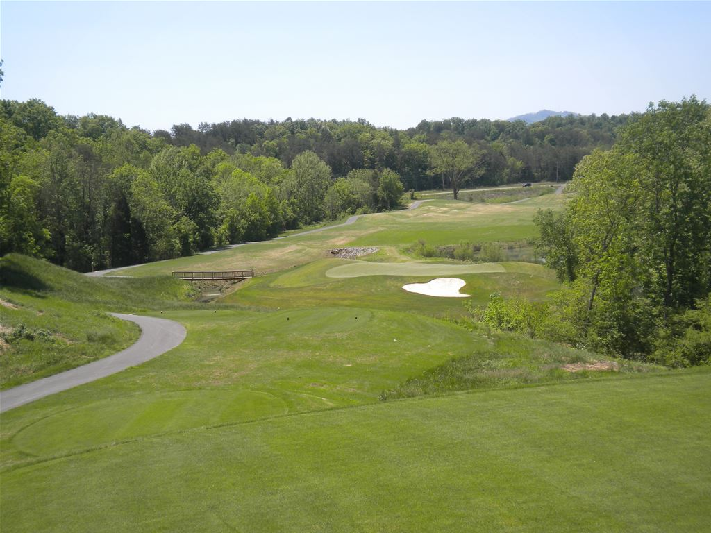 Sevierville Golf Club Highlands Course in tennessee