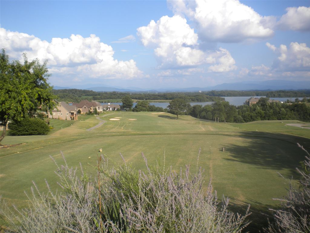 Rarity Bay Golf Course in Vonore, Tennessee