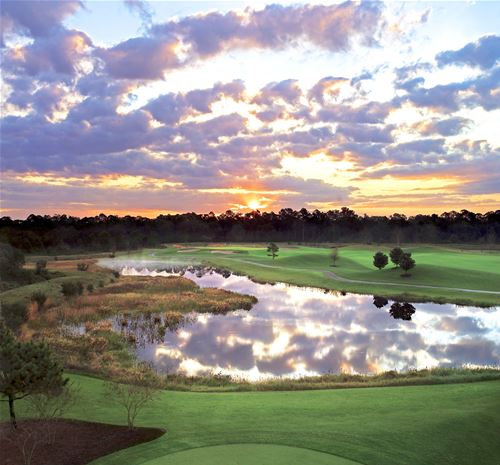 Harmony Golf Preserve in St. Cloud, Florida