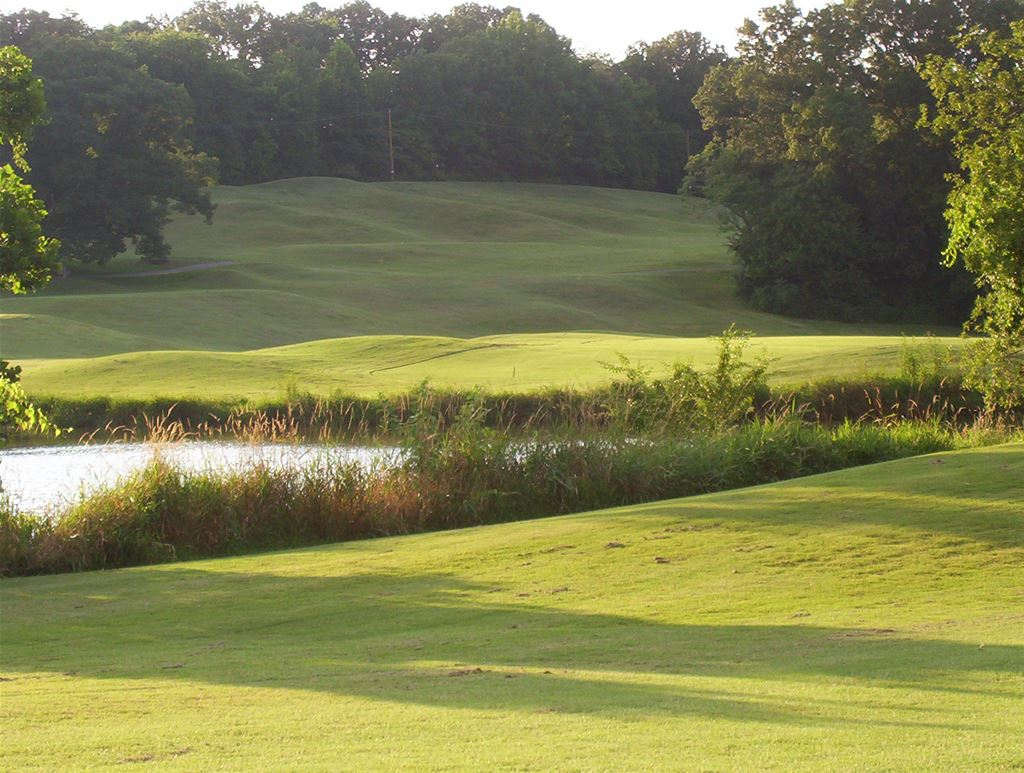 Egwani Farms Golf Course in Knoxville, Tennessee