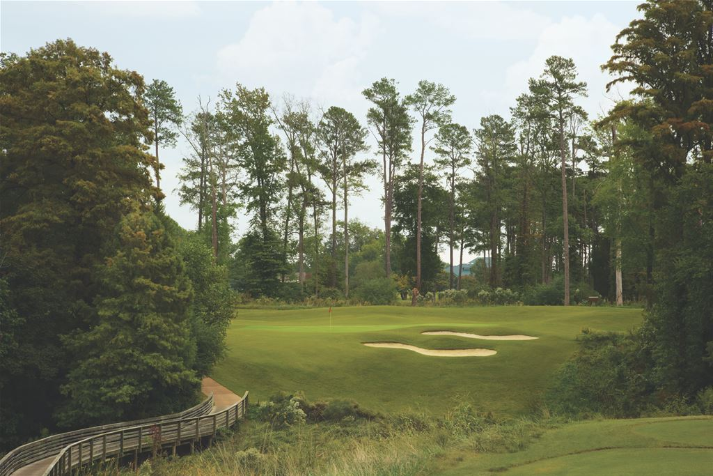 Kingsmill Plantation Course